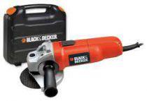 Zobrazit detail - Black&Decker CD115K - 115 mm; 710W, úhlová bruska