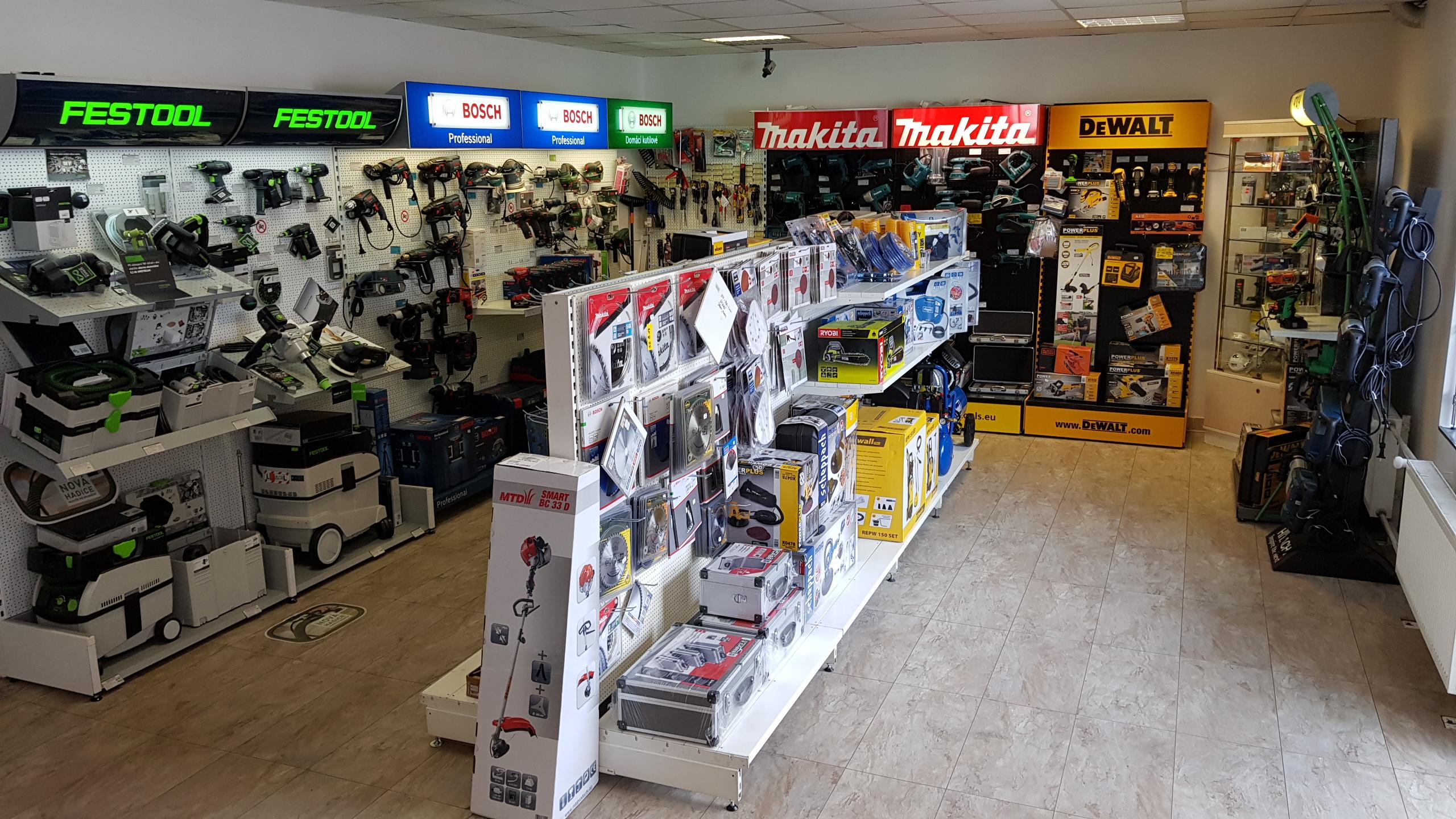 Naše prodejna