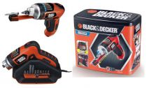 Zobrazit detail - Black&Decker AS36LN v plechové krabičce