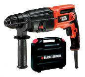 Zobrazit detail - Black&amp;Decker KD750KC v kufru