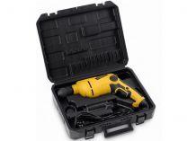 Zobrazit detail - Příklepová vrtačka Powerplus POWX027 - 910W, 13mm, kufr