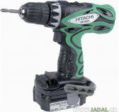 Hitachi DS14DFL - 2x 14,4 V/1,5 Ah, aku vrtačka bez příklepu
