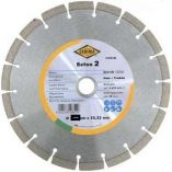 Zobrazit detail - Dia kotou Cedima Beton II, 230x2,4x22,2mm beton, kmen, lehce armovan beton 