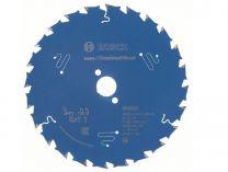 Zobrazit detail - Pilový kotouč na dřevo Bosch Expert for Construct Wood 165x20x2.0mm, 24z