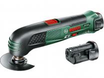 Zobrazit detail - Bosch PMF 10,8 LI aku multifunkční nářadí 2x 10,8V/2.0 Ah