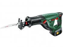 Zobrazit detail - Aku pila ocaska Bosch PSA 18 LI - 1x 18V/2.0Ah, 2.3kg