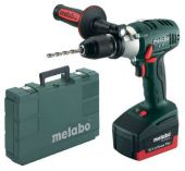 Metabo SB 18 LT Impuls - 2x 18V/3.0Ah Li-ion