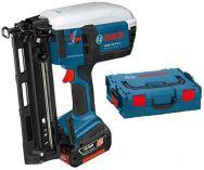 Zobrazit detail - Aku hřebíkovačka Bosch GSK 18 V-LI Professional, kufr L-Boxx