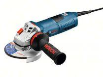 Zobrazit detail - Bosch GWS 12-125 CIE Professional - 125mm, 1.200W, regulace, úhlová bruska