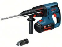 Zobrazit detail - Bosch GBH 36 VF-LI Professional 2x 36V/2,6Ah, aku pneumatické kladivo