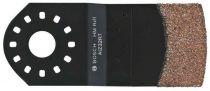 Zobrazit detail - Ponorný pilový list s tvrdokovovými zrny Bosch AIZ 32 RT HM-RIFF pro Multifunkční nářadí