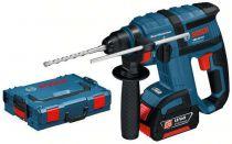 Zobrazit detail - Bosch GBH 18 V-LI Professional - 2x 18V/3Ah; 2.6kg, aku pneumatické kladivo