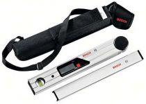 Zobrazit detail - Bosch DWM 40 L Set Professional - 0°–220°, 1.1.kg, digitální úhloměr