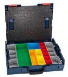 Zobrazit detail - Kufr Bosch L-boxx 102 Sortimo I + set 13ks vložek na přísl. + vložka víka