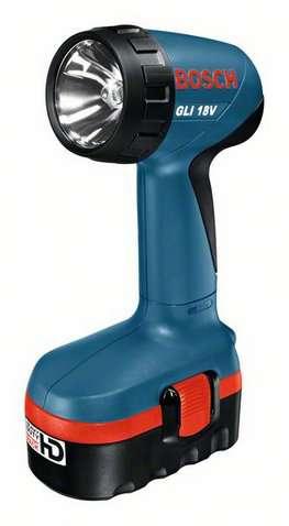 Bosch GLI 18 V Professional aku svítilna