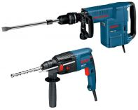 Bosch GSH 11 E Professional + GBH 2-23 RE