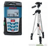 Zobrazit detail - Bosch DLE 70 Professional + stativ BS150, Profi laserový měřič vzdálenosti - dálkoměr