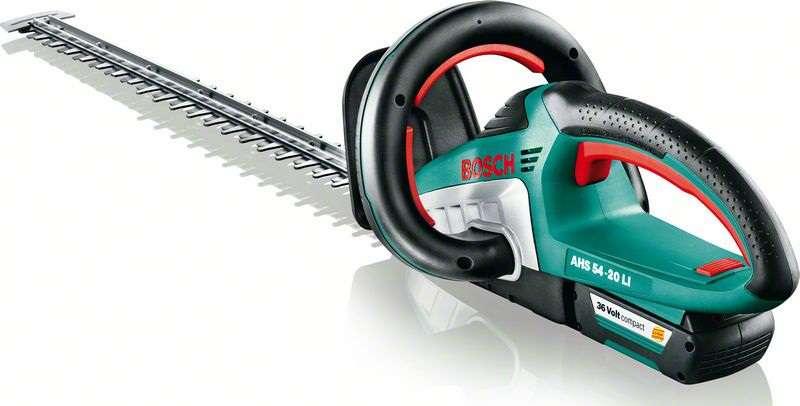 Bosch AHS 54-20 LI Aku nůžky na živý plot