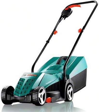 Bosch ROTAK 32 - nový model elektrická sekačka na trávu Bosch HOBBY