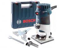 Bosch GKF 600 Professional - 600W, 6mm, 1.5kg, kufr, ohraňovací frézka