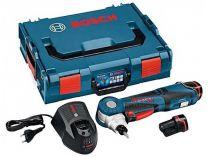 Bosch GWI 12V-5 Professional - 2x 10,8V/2.0Ah Li-Ion, 13Nm, 1.1kg, L-Boxx, úhlový aku šroubovák