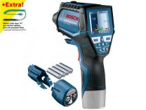 Bosch GIS 1000 C Professional Infra aku termodetektor - teploměr + dárek
