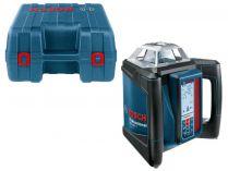 Rotační laser Bosch GRL 500 H + LR 50 Professional + Kufr