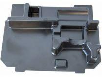 Plastová vložka do kufru Makita Systainer Makpac typ 2 pro DTD129, DTD146, DTD147, DTP141, DTW251