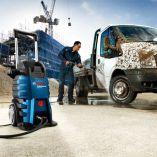 Vysokotlaký čistič Bosch GHP 5-75 X Professional - 2600W, 185bar, 570 l/h, 27kg, 0600910800 Bosch PROFI