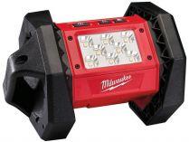 Milwaukee M18 AL - 18V, 2.1kg, aku svítilna - LED plošné světlo bez aku