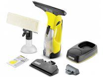 Čistič oken - Aku stěrka na okna Kärcher WV 5 Premium Non-Stop Cleaning Kit