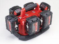 Multi nabíječka Milwaukee M1418C6 pro akumulátory M14™ - M18™ REDLITHIUM-ION™