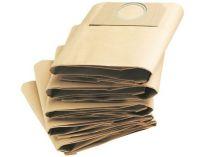 Pytle - papírové filtrační sáčky Lobster pro Makita 447L, 447LX / PROTOOL VCP 450, VCP 700 - 5ks