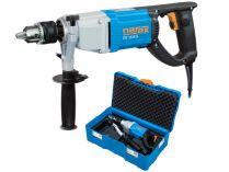 Narex EV 16 K-S (T-Loc) - 1100W, 0-650 ot/min, 3.2kg, kufr SYS-TL 2, elektrická vrtačka bez příklepu