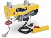 Zdvihací zařízení (kočka) PowerPlus POWX901 - 1000W, 200-400kg max., 6-12m