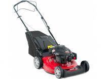 MTD SMART 53 SPO - 159cm3, 53cm, 34kg, volitelné mulčování, travní sekačka s benzinovým motorem