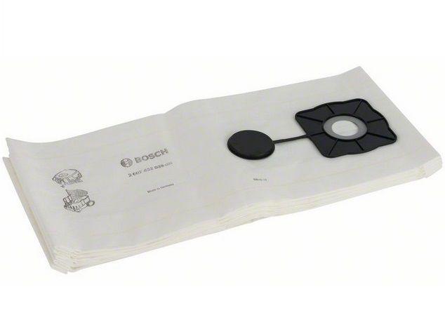 Filtrační sáčky - Vak z rouna - Pytle pro mokré sání Bosch pro GAS 35 L AFC, SFC+, 35 M, 55 M AFC Professional - 5ks, 2607432039 Bosch příslušenství