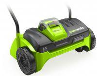 Greenworks G40DT30 - 40V, 32cm, 12kg, aku travní provzdušňovač/vertikulátor, bez aku