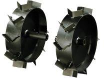Kovová kola pro kultivátor MTD T/330 a T/380 - 2ks