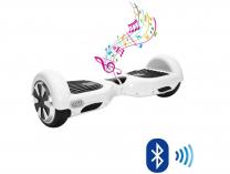 Bílá Kolonožka STANDARD Bluetooth 2x 350W/36V, 16km/h, 12kg