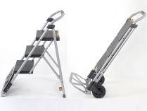 Magg hliníkové 3-stupňové Schůdky / Rudl