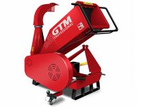 Kompostovač - zahradní drtič větví GTM GTS 1300 PTO s pohonem na hřídel