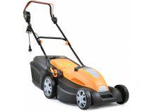 Elektrická sekačka na trávu 2v1 Riwall REM 4218 - 1800W, 42cm, 50l, 12.5kg