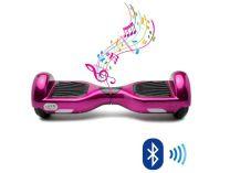 Růžová Kolonožka STANDARD Bluetooth 2x 350W/36V, 16km/h, 12kg