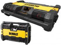 DeWALT DWST1-75659-QW - 14.4-18V / 230V, 40W, Aux, USB, Bluetooth, aku stavební rádio, bez aku