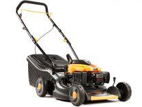 Riwall RPM 4120 P - 99cm3, 41cm, 19.7kg, mulčování, travní sekačka s benzinovým motorem