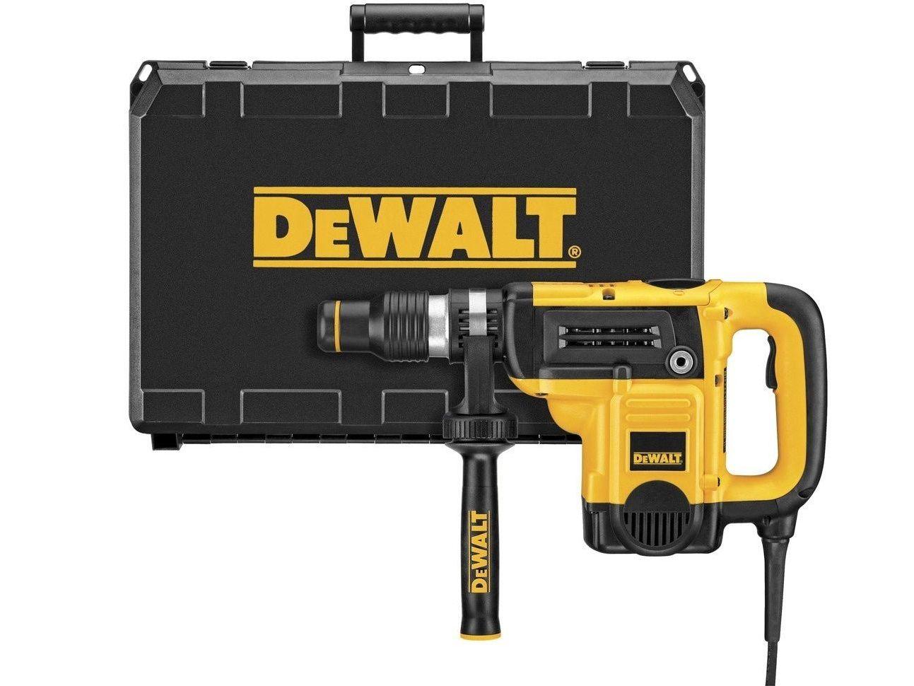 DeWALT D25481K-QS Pneumatické kladivo SDS-Max - 1050W, 6.1J, 5.9kg, v kufru