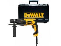 Kombinované kladivo DeWALT D25263K-QS - 900W, 3J, 3.1kg, kufr, pneumatické kladivo SDS-Plus