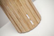 Ultrasonický aroma difuzér Hanscraft Bamboo + 100% BIO esenciální vonný olej ZDARMA (141031)