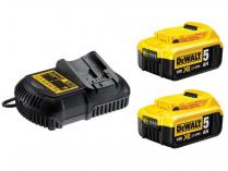 Výhodné sady baterií a nabíječky